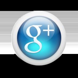 glossy-blue-orb-googleplus